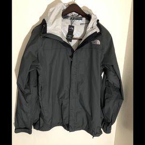The North Face Men's Rainy Heavy Duty Jacket Sz M